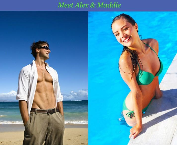 Meet Alex & Maddie