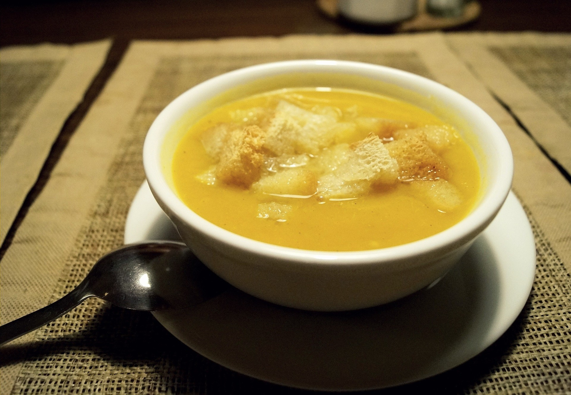 Cold Weather Comfort Soup